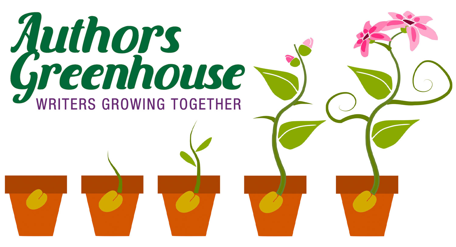 Authors Greenhouse - Writers Growing Together